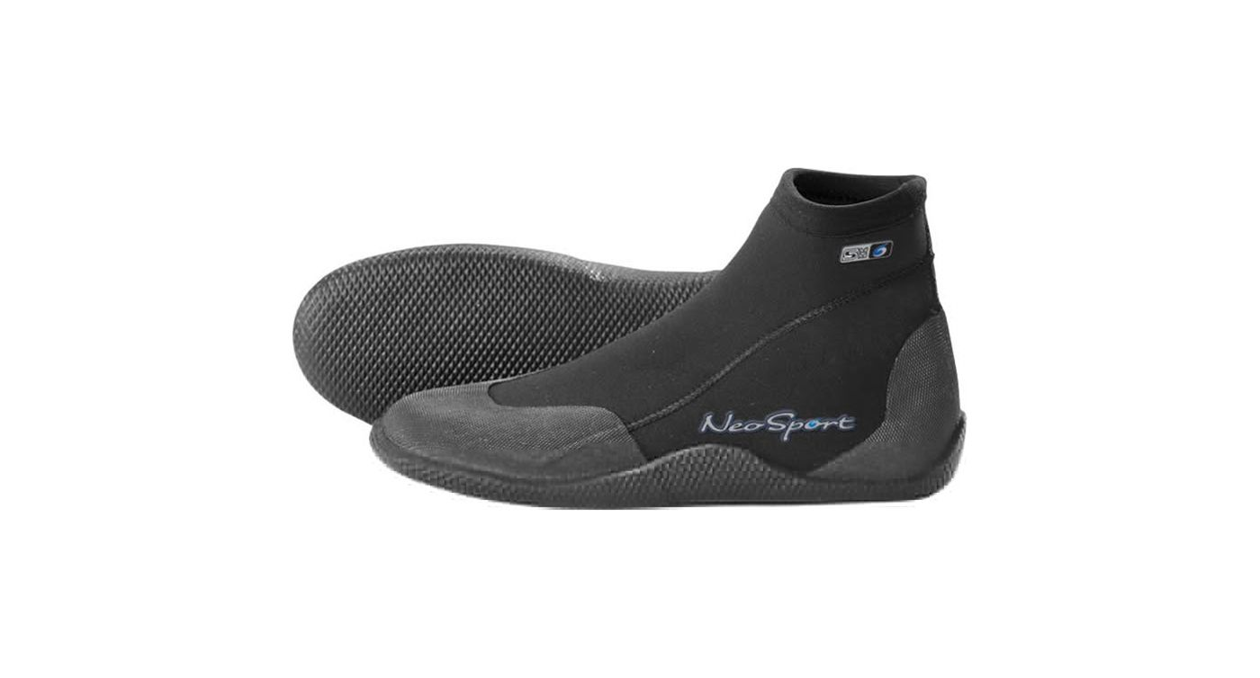 NEOSPORT Adult Low-Top 5mm Boots