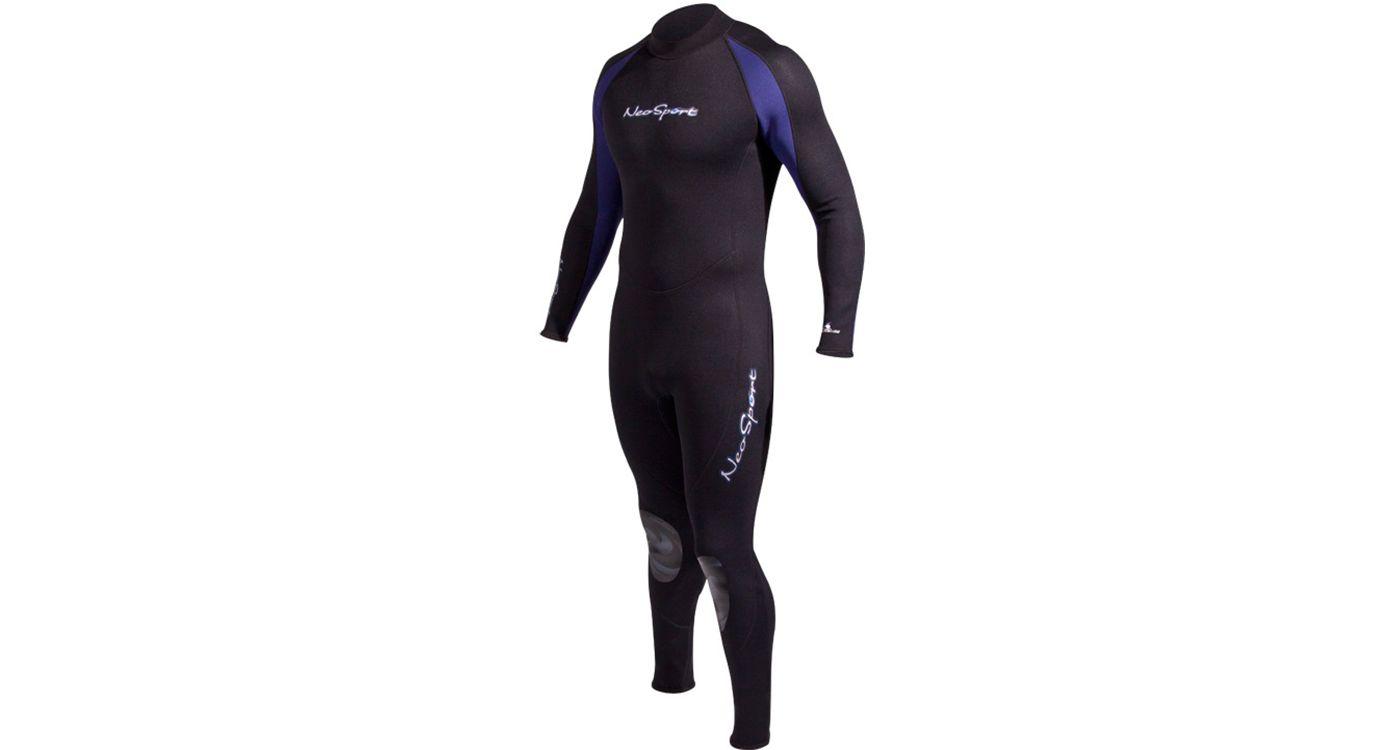 NEOSPORT Men's Premium Neoprene 3mm Wetsuit