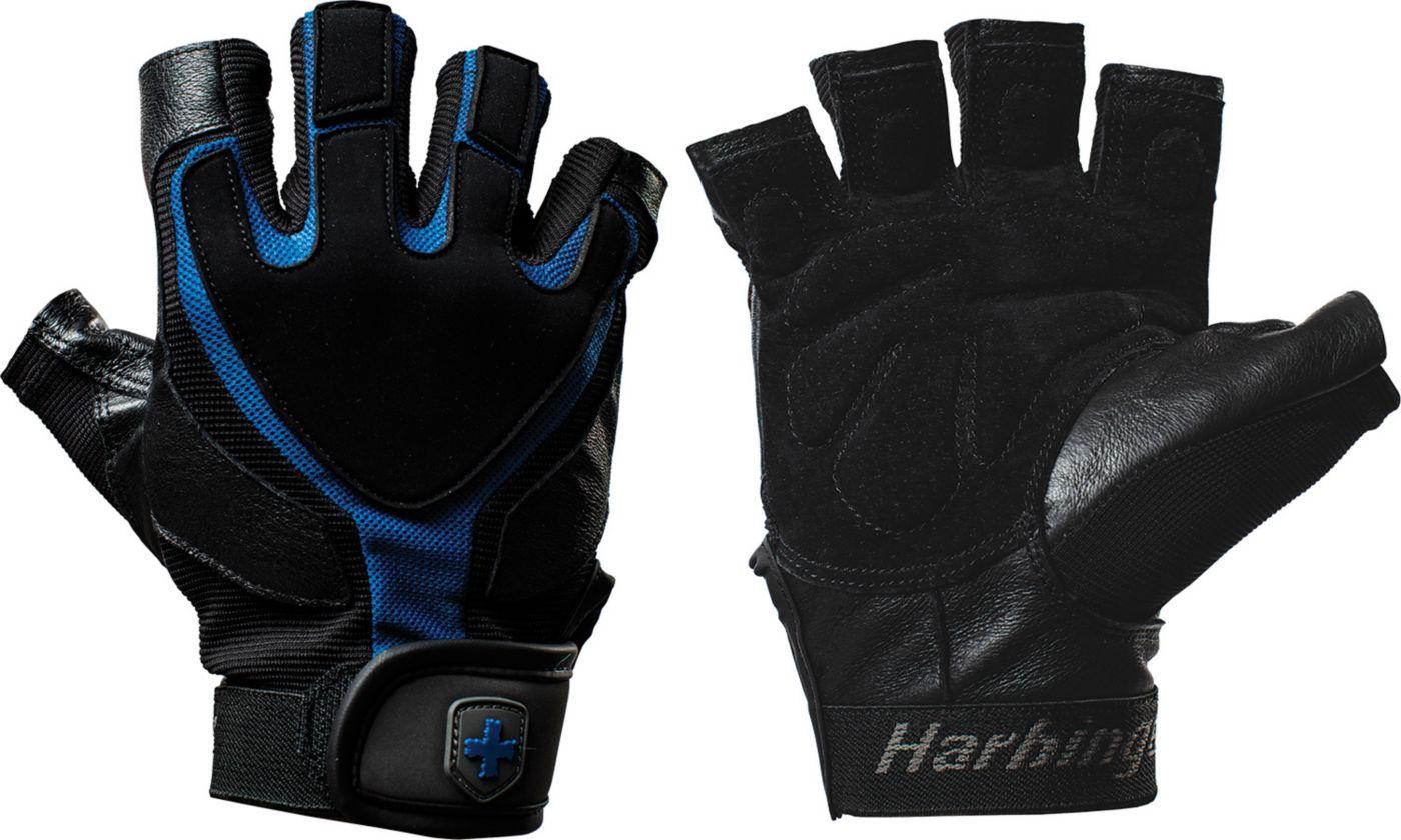 Harbinger Men's Training Grip Gloves