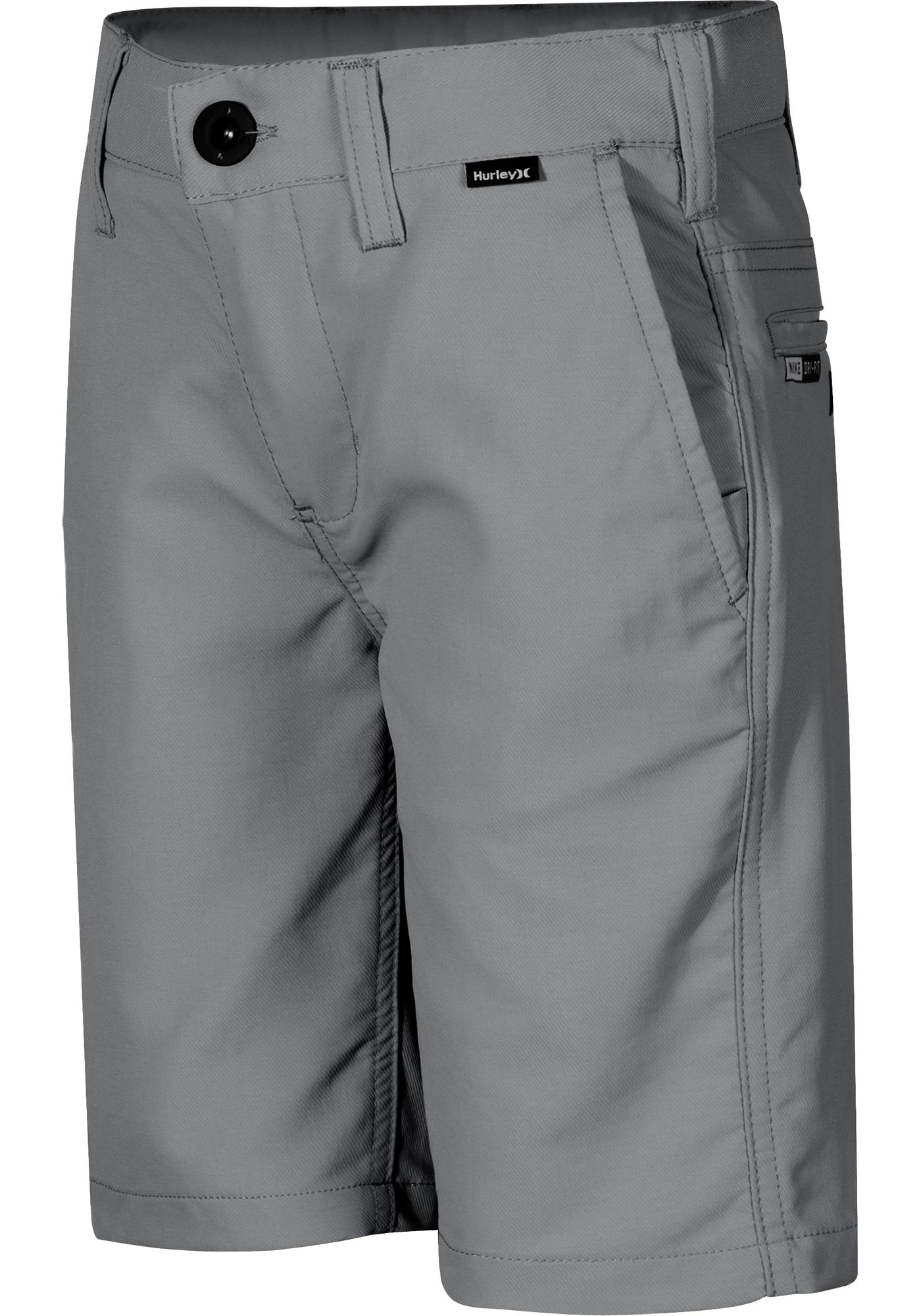 Hurley Boys' Dri-FIT Chino Walk Shorts