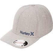 Hurley Men's Corp Textures Flexfit Hat