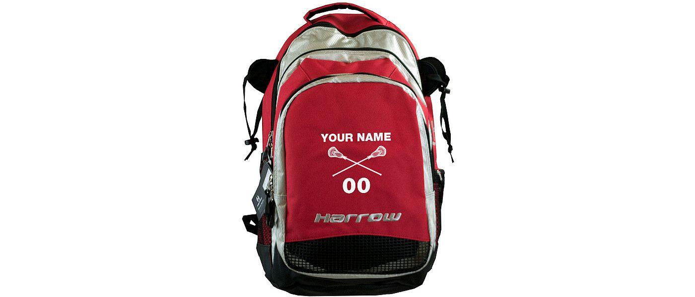 Harrow Custom Elite Sports Backpack