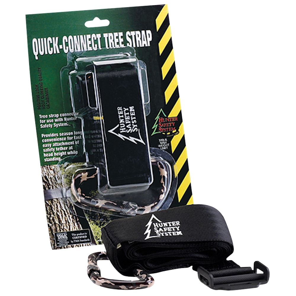 Hunter Safety System Quick-Connect Tree Strap, Adult Unisex, Size: One size thumbnail