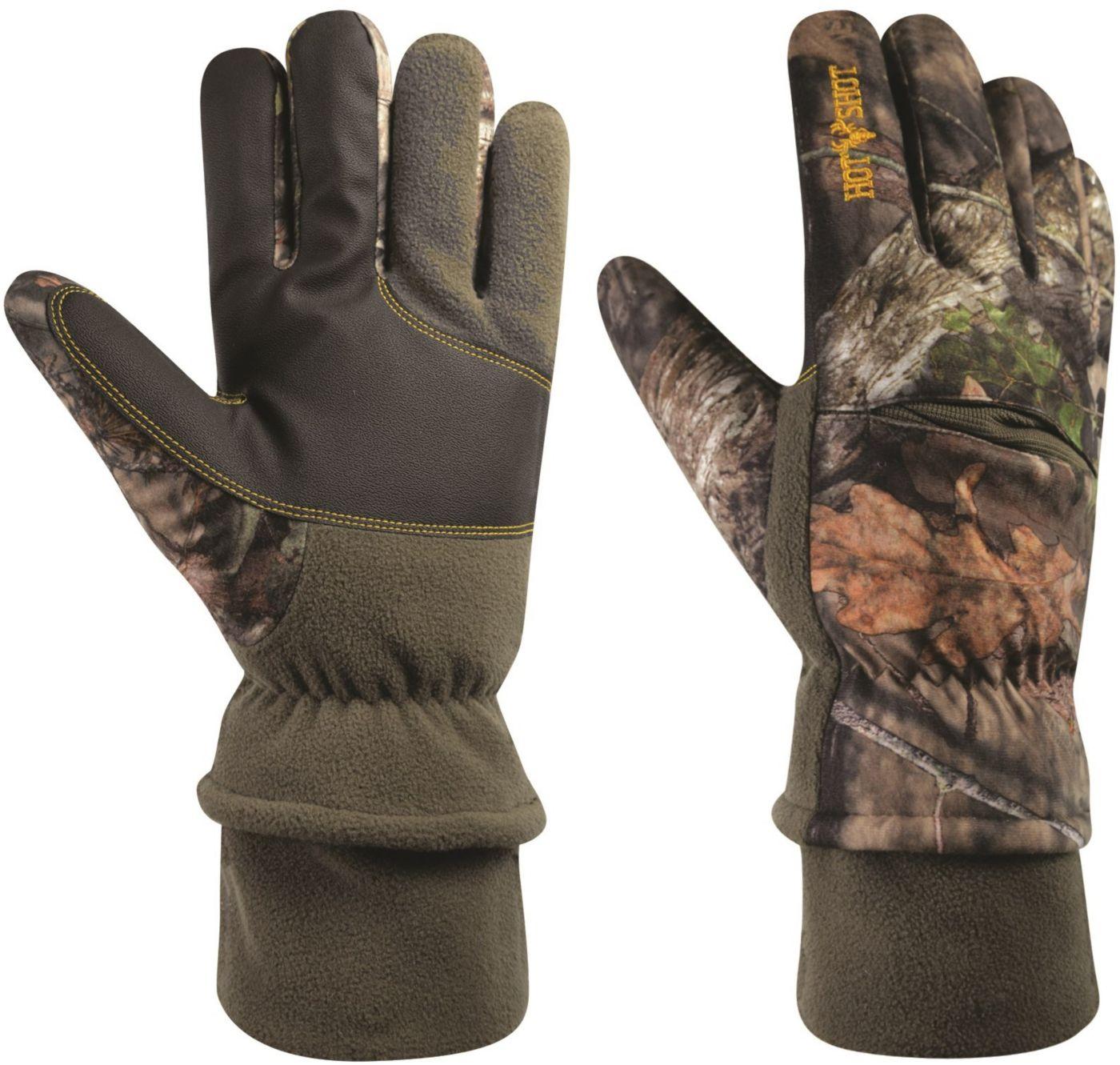 Hot Shot Men's Waterproof Insulated Hunting Gloves
