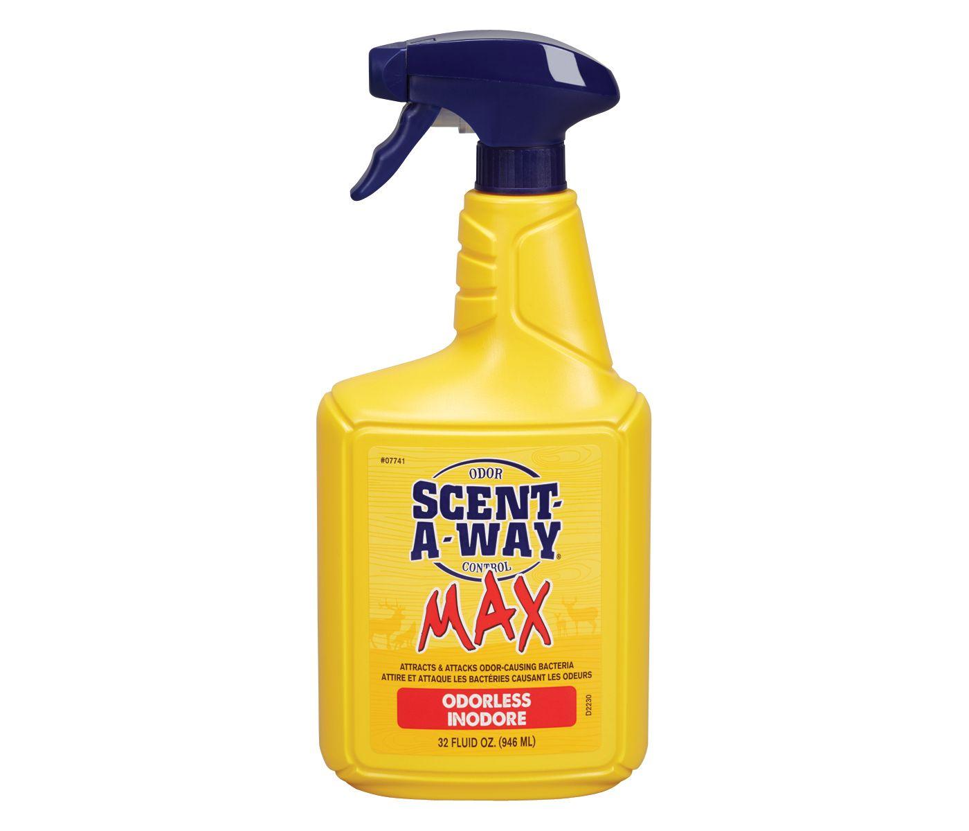 Hunters Specialties Scent-A-Way Max Odorless Spray