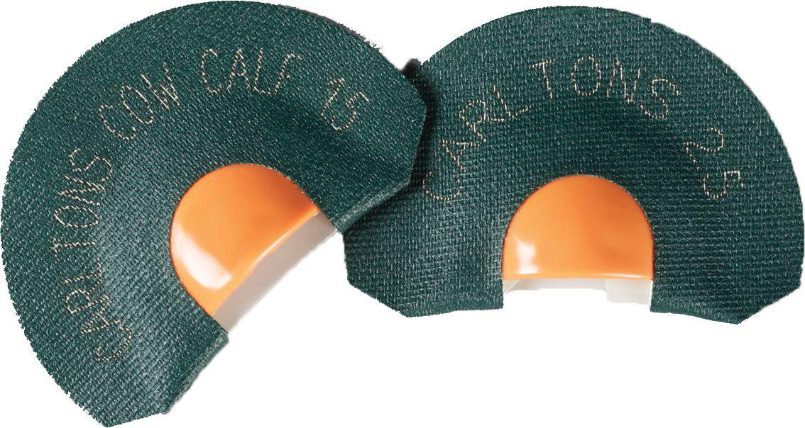 Hunters Specialties Wayne Carlton's Calls Hot Cows Tone Trough Elk Diaphragm Call - 2 Pack, Size: One size thumbnail