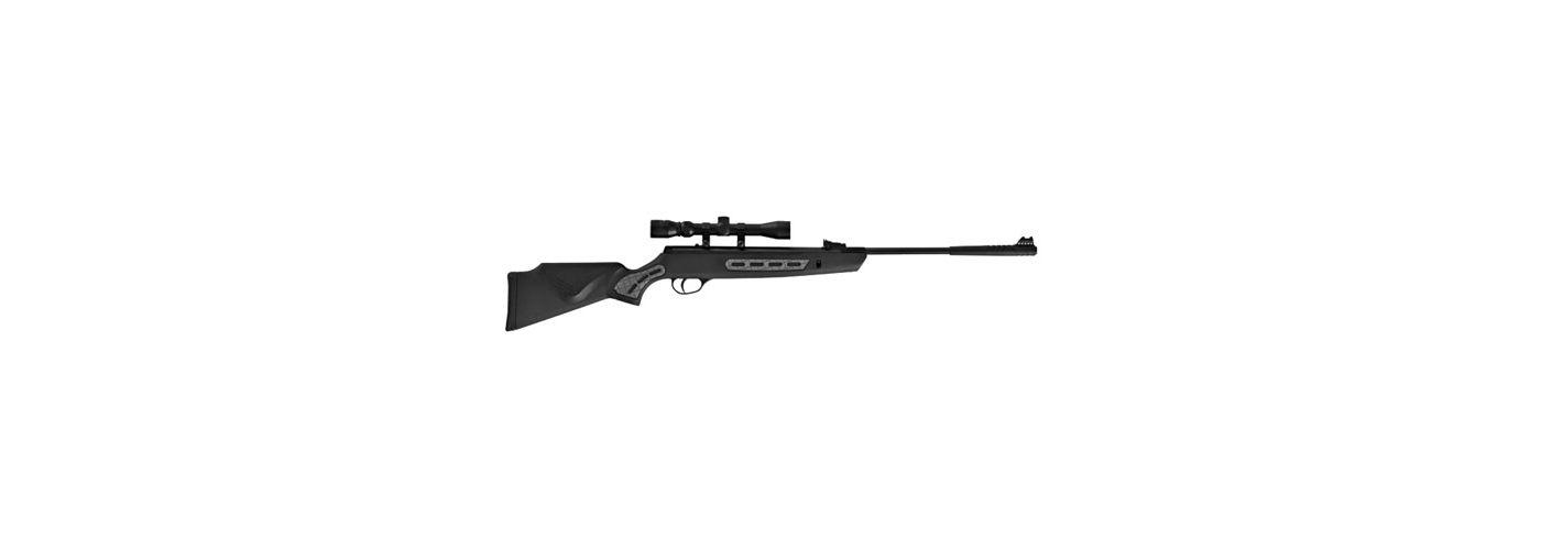 Hatsan Striker 1000S Combo .177 Caliber Pellet Gun – Black