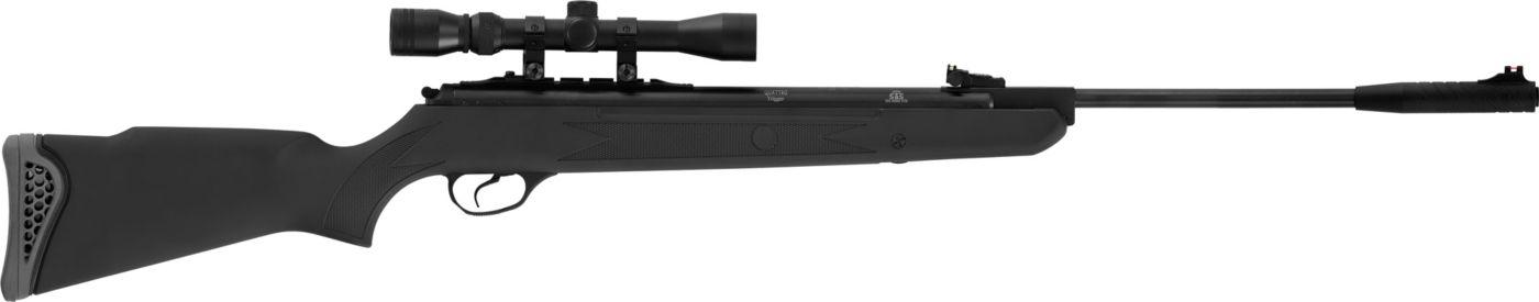 Hatsan Mod 125 .177 Caliber Pellet Gun Package - Black