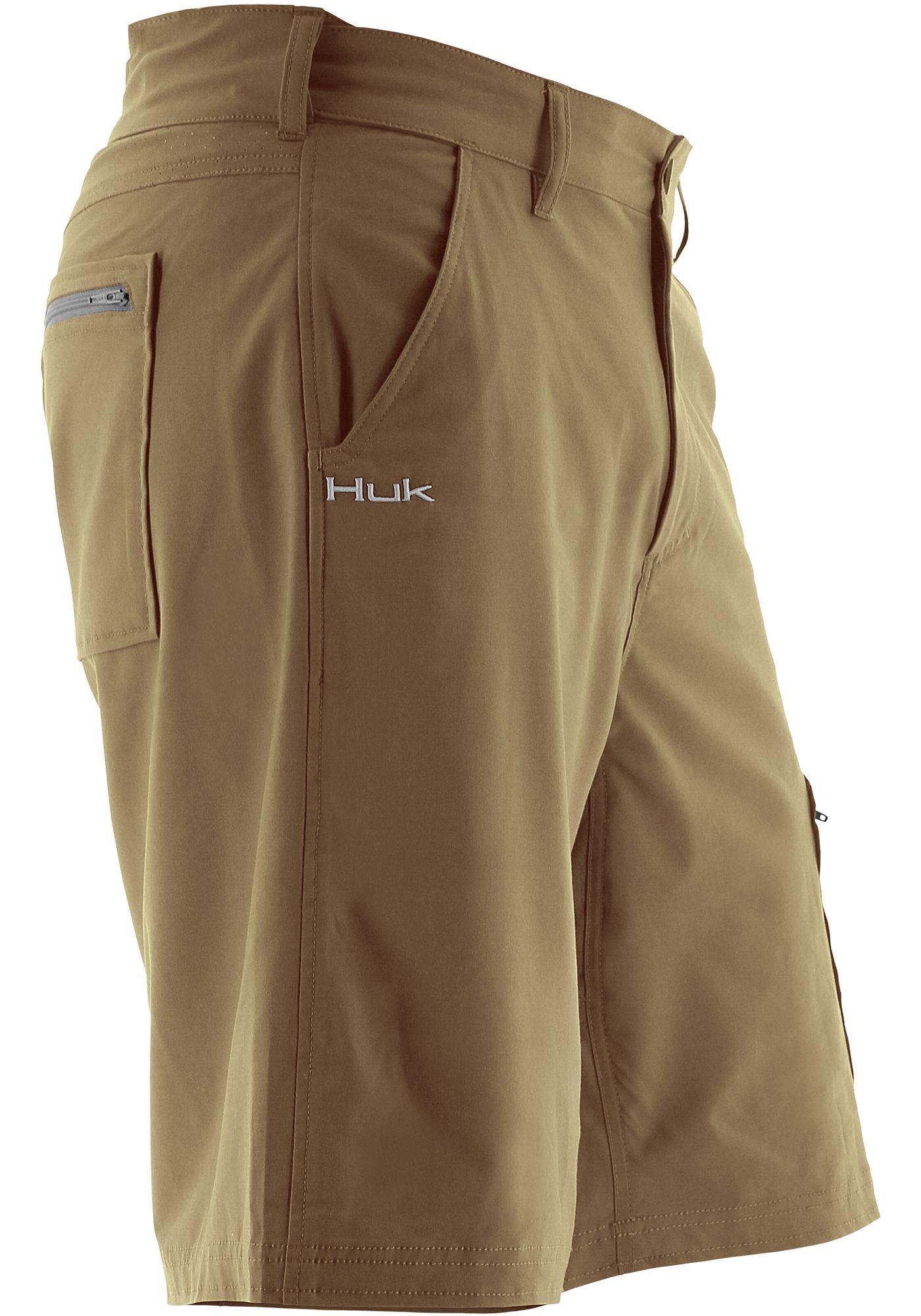 HUK Men's Next Level Shorts (Regular and Big & Tall)