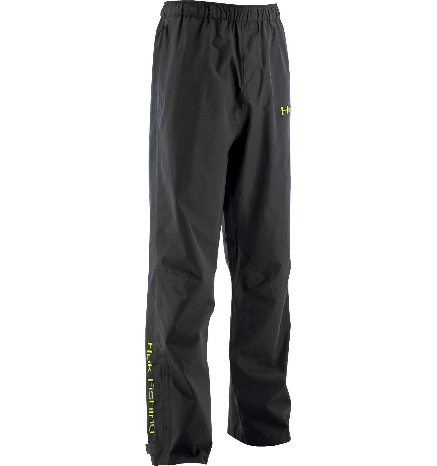 Huk Men's Packable Rain Pants