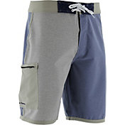 Huk Men's Piped Heather Board Shorts