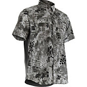 Huk Men's Kryptek Phenom Short Sleeve Shirt