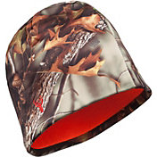 Huntworth Men's Reversible Fleece Camo Beanie