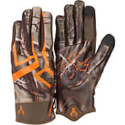 Huntworth Men's Stealth Touch Screen Shooters Gloves