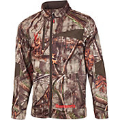 Huntworth Men's Tactical Performance Fleece Hunting Jacket