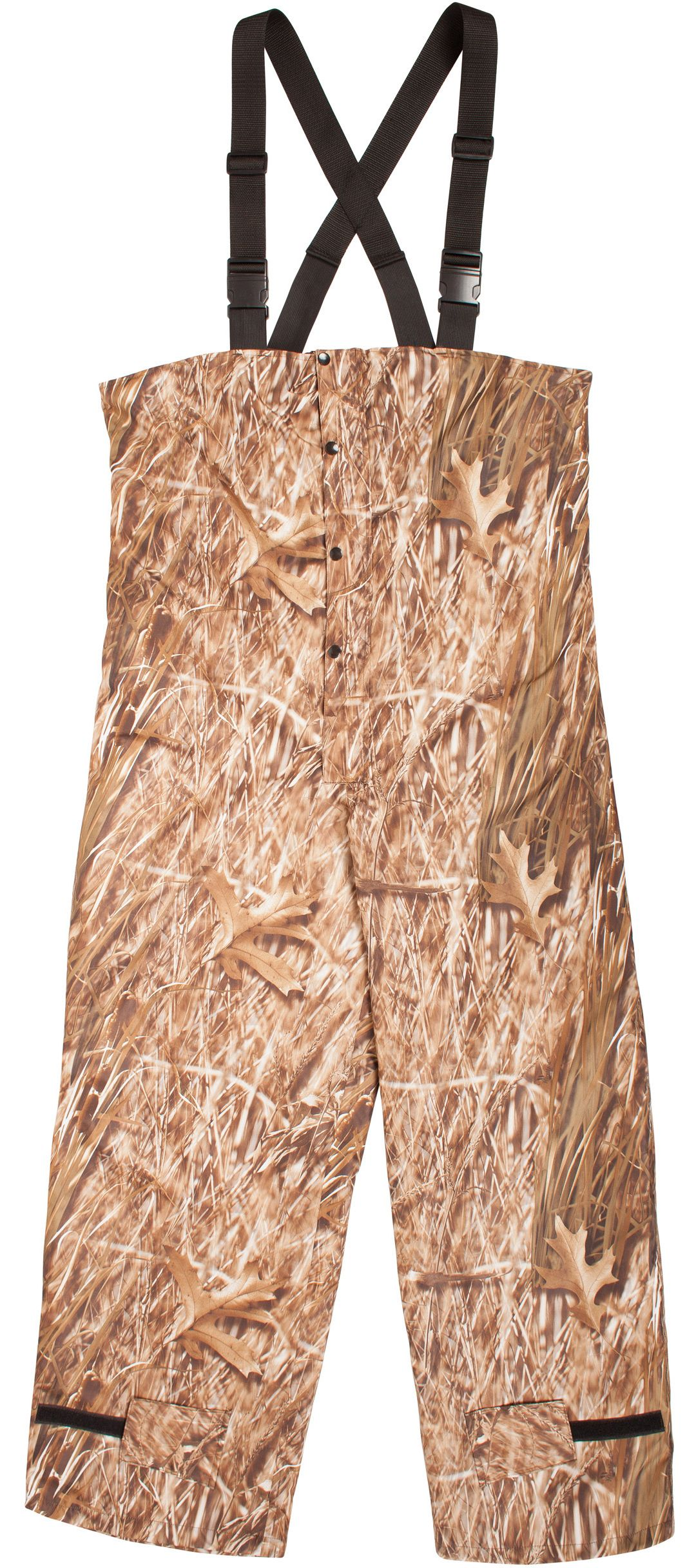 4b9b8b5403993 Huntworth Men's Microfiber Waterproof Hunting Bibs | Field & Stream