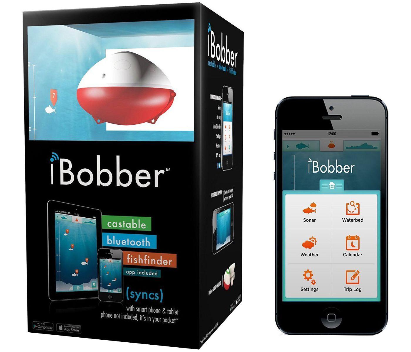 ReelSonar iBobber Bluetooth Smart Castable Fish Finder (RS101)