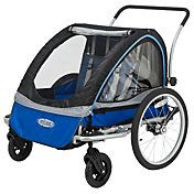 InSTEP Rocket II Double Bike Trailer and Stroller