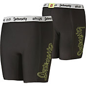 Intensity Girls' Low Rise Sliding Shorts
