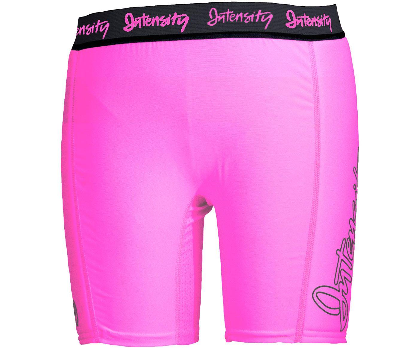 Intensity Girls' Low Rise Sliding Shorts