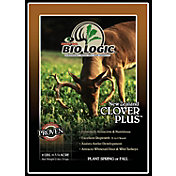 BioLogic Clover Plus Forage Blend
