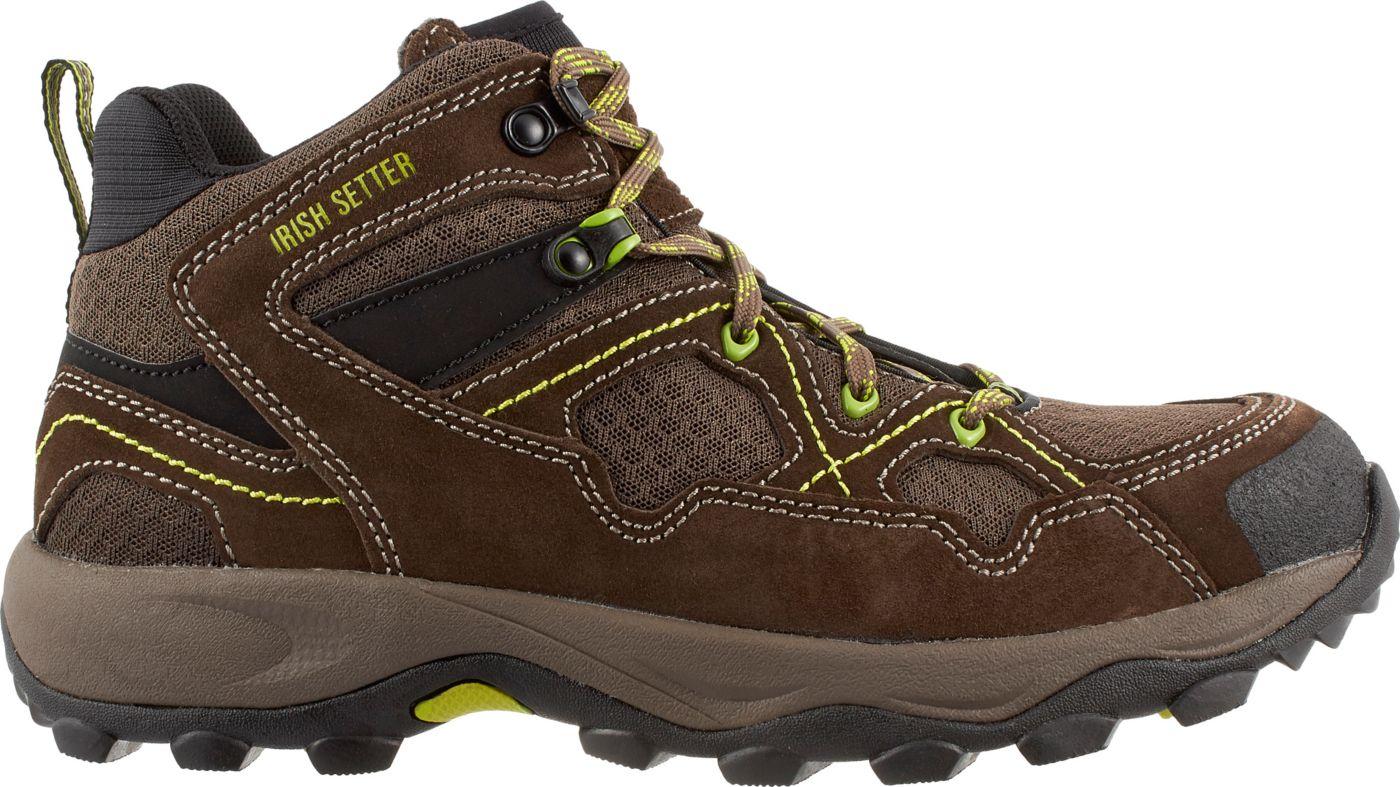 Irish Setter Men's Afton Steel Toe Work Boots