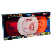 Innova Disc Golf DX 3-Disc Set