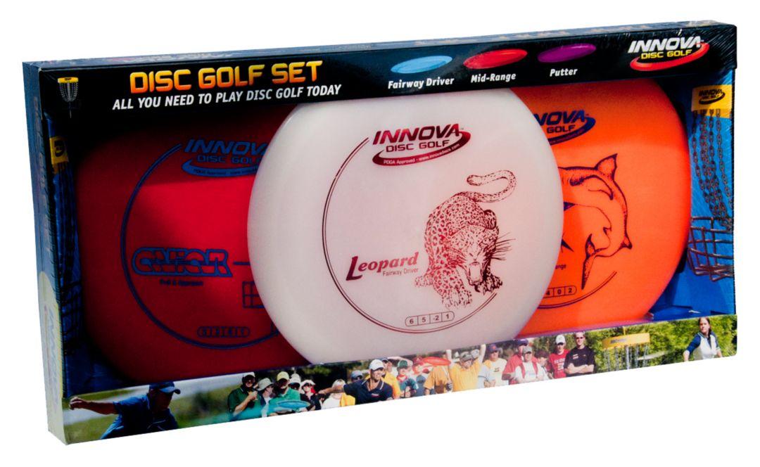 Innova Disc Golf Dx 3 Set