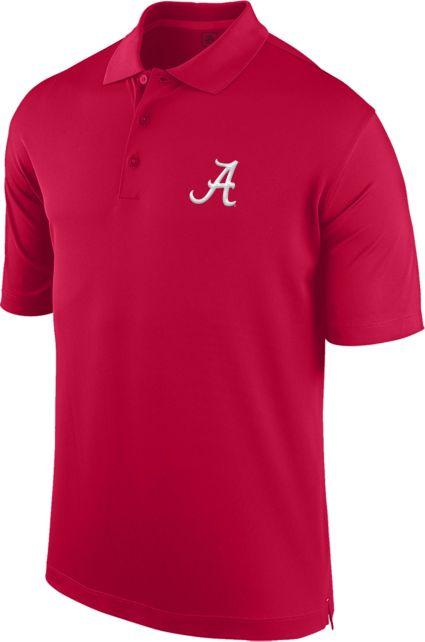 J. America Men's Alabama Crimson Tide Crimson Spector Polo
