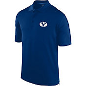 Top of the World Men's BYU Cougars Blue Spector Polo