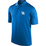 Top of the World Men's Kentucky Wildcats Blue Spector Polo