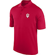 Top of the World Men's Indiana Hoosiers Crimson Spector Polo