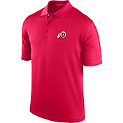Top of the World Men's Utah Utes Crimson Spector Polo