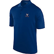 Top of the World Men's Virginia Cavaliers Blue Spector Polo