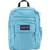JanSport Big Student Backpack in Blue Topaz