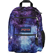 JanSport Big Student Backpack in Deep Space