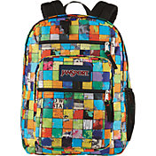 JanSport Big Student Backpack in Pop Block