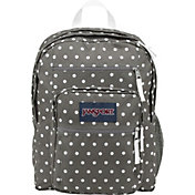 JanSport Big Student Backpack in Shad/Grey/White/Dots