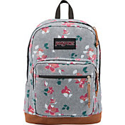 JanSport Right Pack Expressions Backpack in Chambray Sweet Blossom