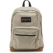 JanSport Right Pack Backpack in Beige