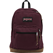 JanSport Right Pack Backpack in Dried Fig