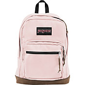 JanSport Right Pack Backpack in Pink Blush