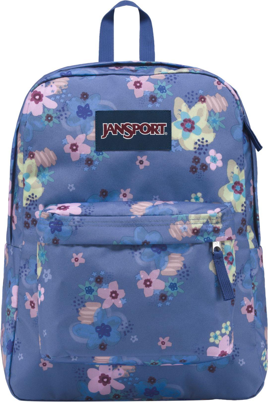 Jansport Superbreak Backpack Purple Night - Swiss Paralympic
