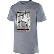 Jordan Boys' AJ Throwback T-Shirt