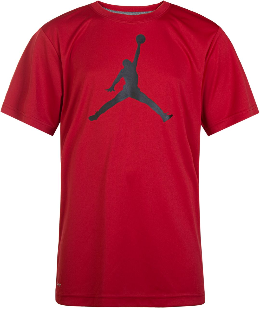 prix compétitif b8e8b d8dbc Jordan Boys' Jumpman Logo Dri-FIT T-Shirt