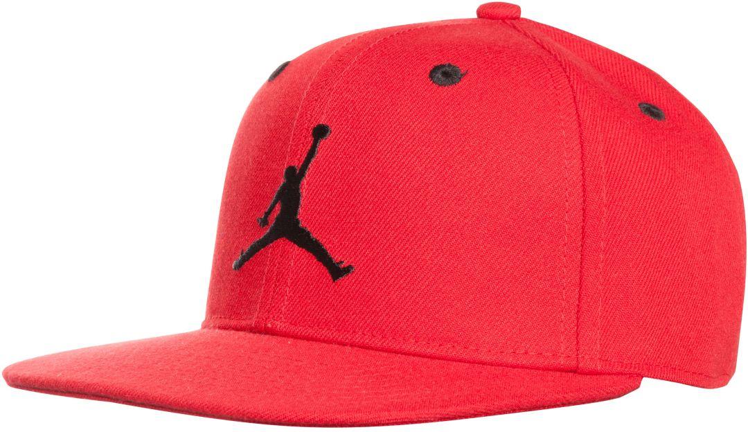 25d1b0db3078f2 Jordan Boys  Jumpman Snapback Hat 1