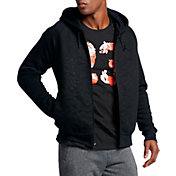 Jordan  Men's Air Jordan 3 Fleece Full-Zip Hoodie