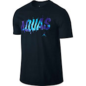 Nike Men's Air Jordan VIII Aqua Graphic T-Shirt