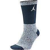 Jordan Elephant Print Crew Socks