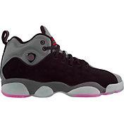 Jordan Kids' Grade School Jumpman Team II Premium Basketball Shoes